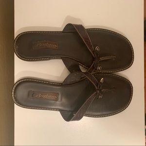 Brighton sandals (brown)